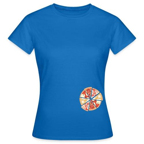 La pizza - Maglietta da donna