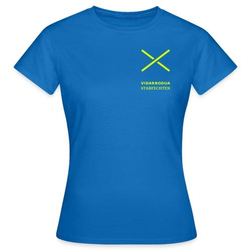 Trainer für Vidarbodua Stabfechten - Frauen T-Shirt