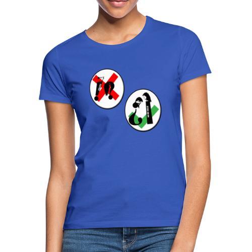 Right djf - Camiseta mujer