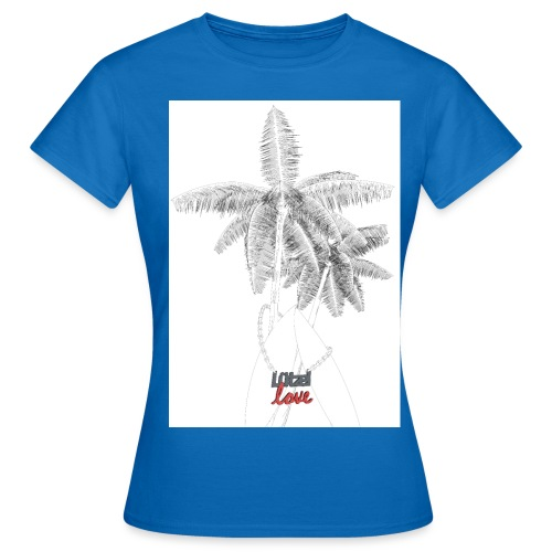 Palm - Frauen T-Shirt