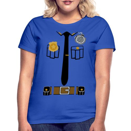 Police Patrol Costume - Women's T-Shirt