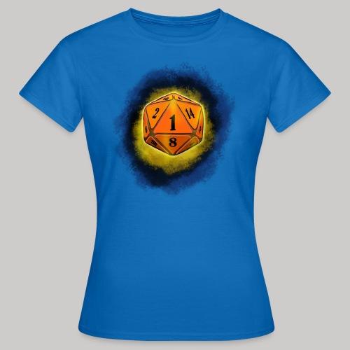 Fire Roll - Frauen T-Shirt