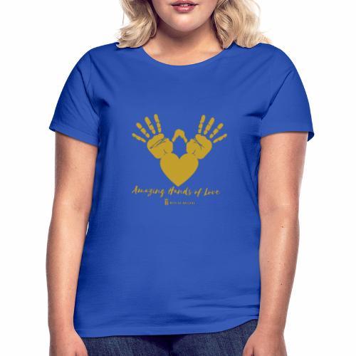 FORCE DE L' AMOUR - T-shirt Femme