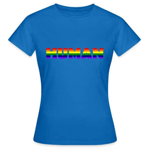 Human 20.1 - Frauen T-Shirt