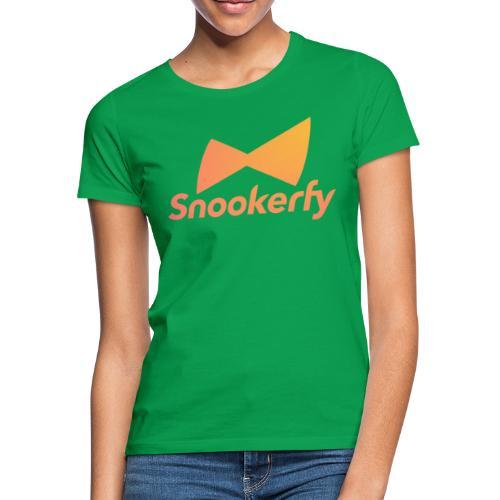 Snookerfy - Women's T-Shirt