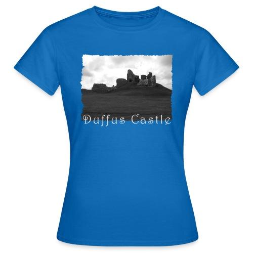 Duffus Castle #1 - Frauen T-Shirt