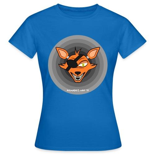 Five Nights at Freddy's - FNAF Foxy - Women's T-Shirt