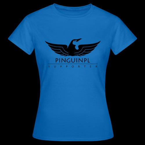 zwolennikiem Blackline - Koszulka damska