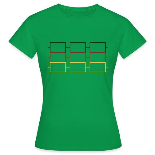 FAIRstand 20.1 - Frauen T-Shirt