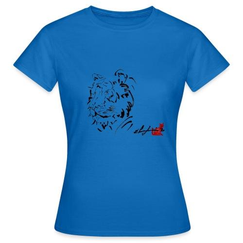 TIGRE - Maglietta da donna