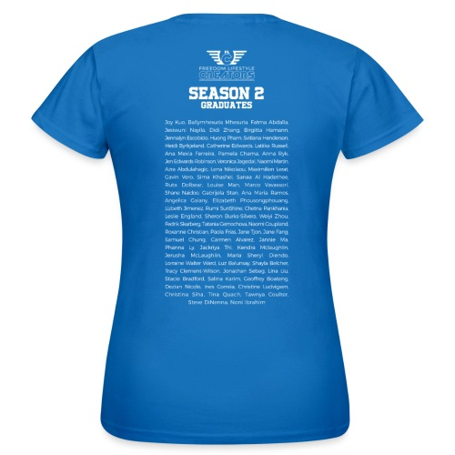 SEASON 2 FLC Graduate Wear - Women's T-Shirt
