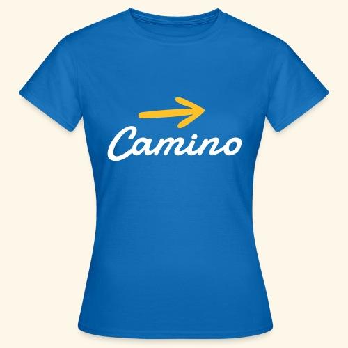 Camino, Follow the way - Camiseta mujer