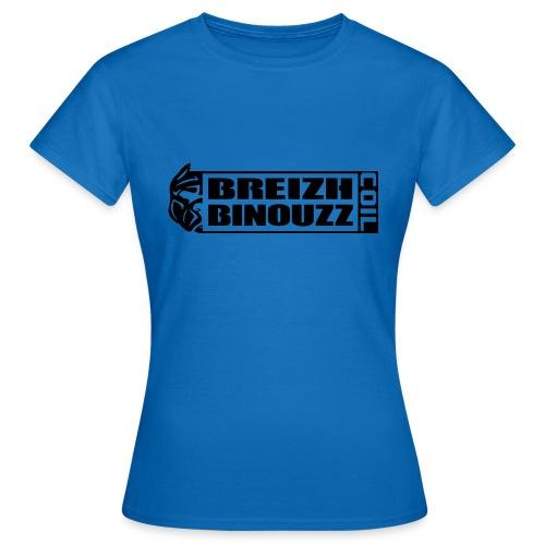 BREIZH B COIL - T-shirt Femme
