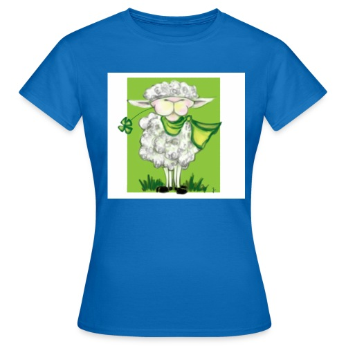 grün = mäh² - Frauen T-Shirt