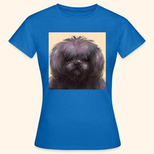 Dog Button - T-shirt dam