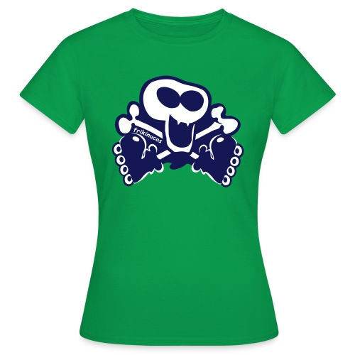 Jolly Roller B/N - Camiseta mujer