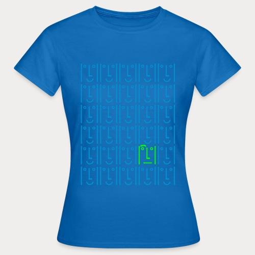Bigtchiz Hors Jeu 2COUL - T-shirt Femme