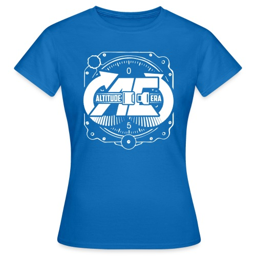 Altitude Era Altimeter Logo - Women's T-Shirt