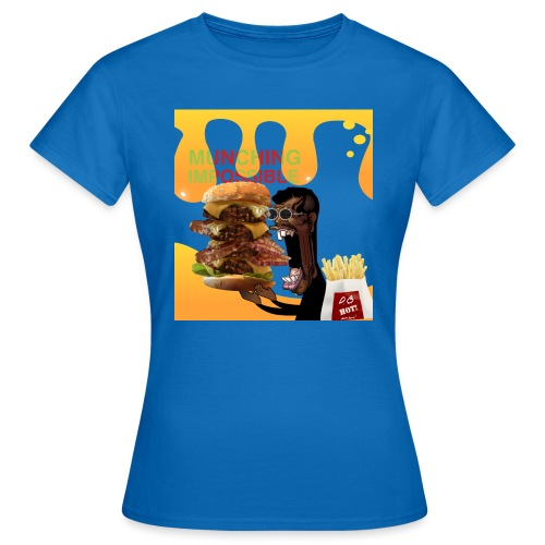 munching impossible: View to a Grill - Frauen T-Shirt
