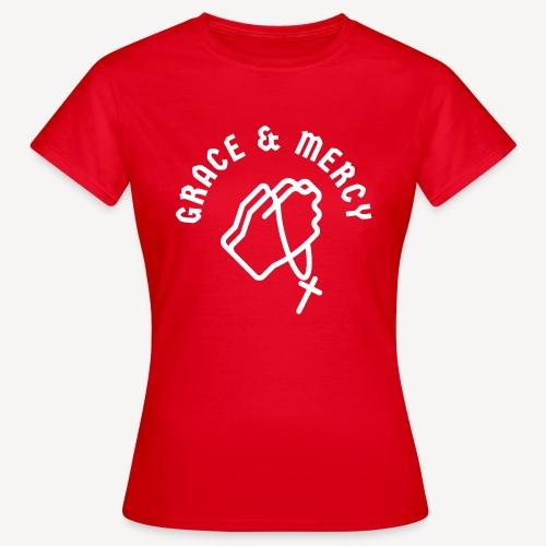 GRACE AND MERCY - Women's T-Shirt