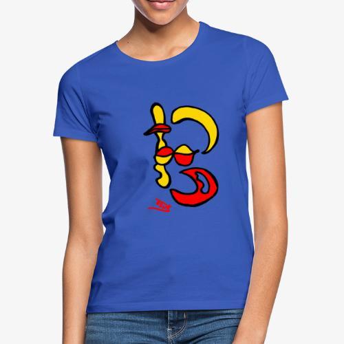 Moon-Zen - Women's T-Shirt