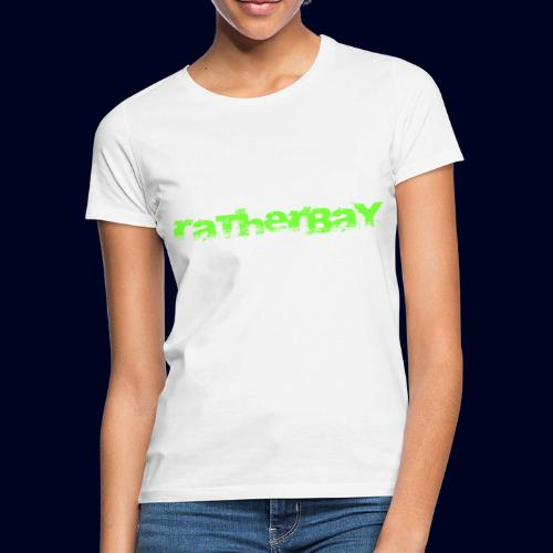 ratherbay logo - T-skjorte for kvinner