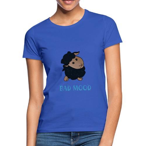 Badmood - Gaspard le petit mouton noir - T-shirt Femme