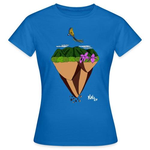 El Ávila Flotante - Camiseta mujer