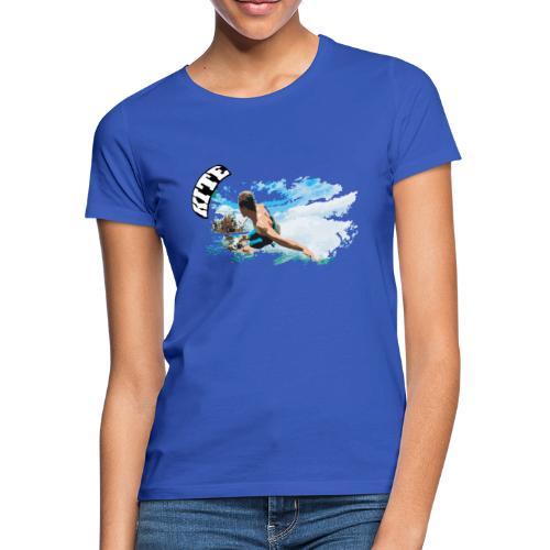 Kitesurf_03 - Camiseta mujer