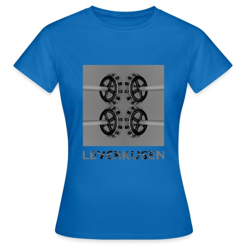 Leverkusen #1 - Frauen T-Shirt