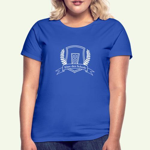 Ehre den Schorle - Frauen T-Shirt