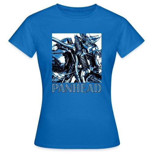 Panhead motordetail 02 - Vrouwen T-shirt