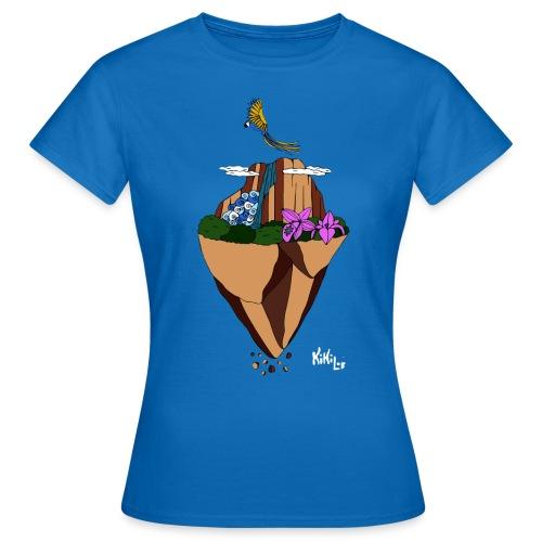 Salto Ángel flotante - Camiseta mujer