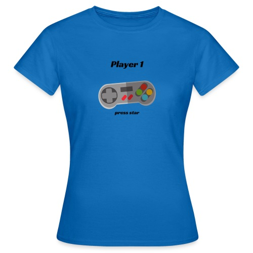 Player 1 - Women's T-Shirt