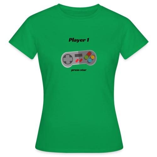 Player 1 - Women's T-Shirt