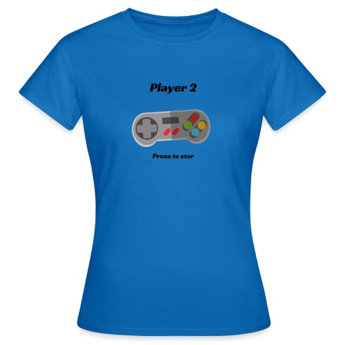 player two - Women's T-Shirt