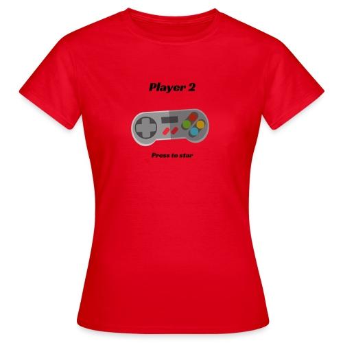 player two - Women's T-Shirt