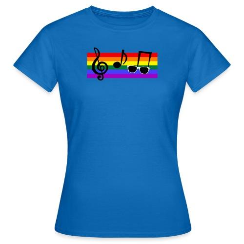 Rainbowy - Frauen T-Shirt
