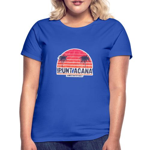 !Punt Acana - T-shirt Femme