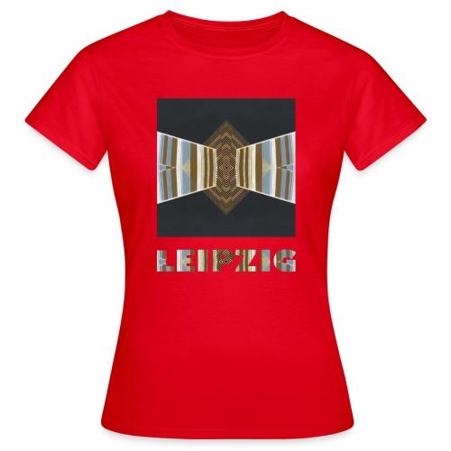 Leipzig #2 - Frauen T-Shirt
