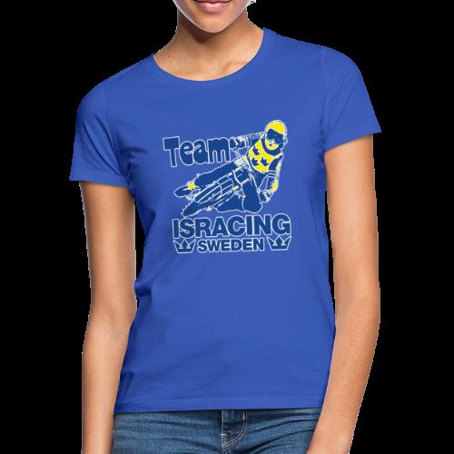 Team ISRACING SWEDEN - T-shirt dam