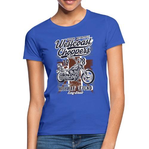 West Coast Chooper Tazzum - Camiseta mujer