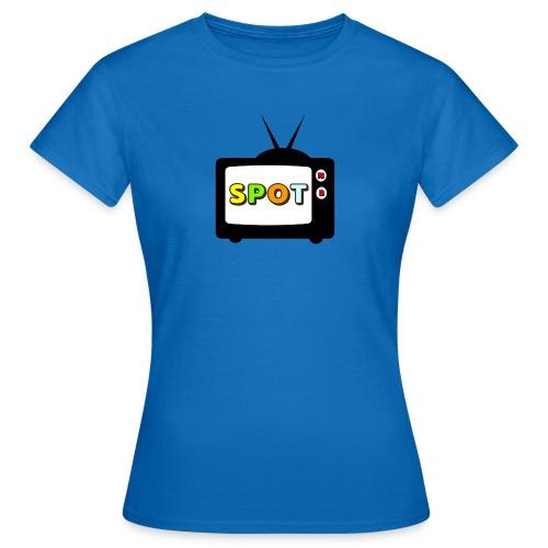 Spot Tv - Maglietta da donna