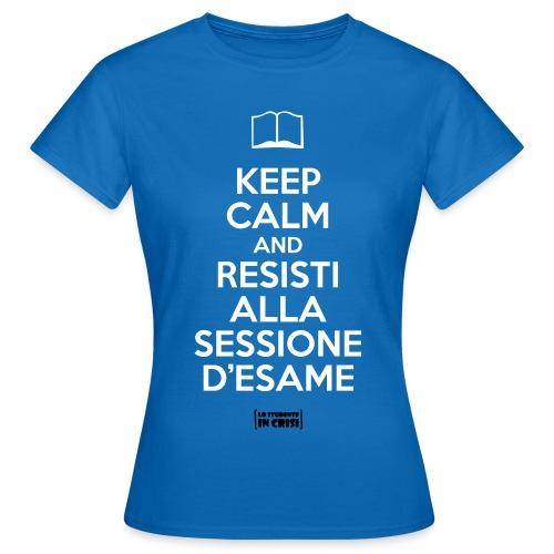 tshirt sessioneesame - Maglietta da donna