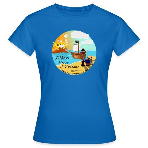 Verso_il_Vulcano_SHOP_DEF - Maglietta da donna