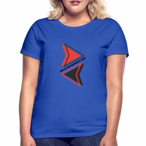 LE CHOIX - T-shirt Femme