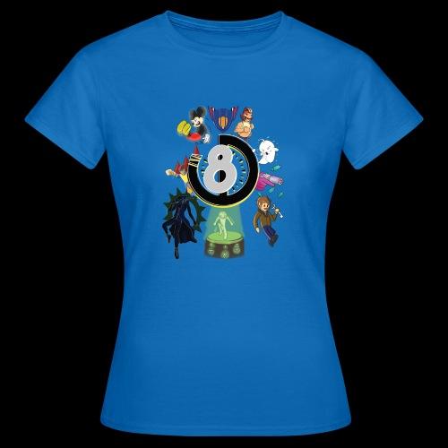 UD8 - T-shirt saisonnier - T-shirt Femme