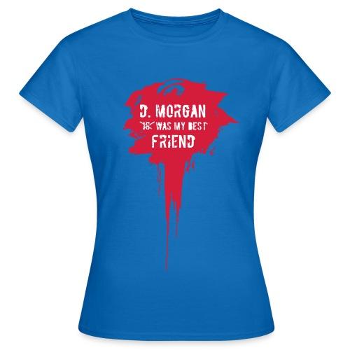 D Morgan - T-shirt Femme