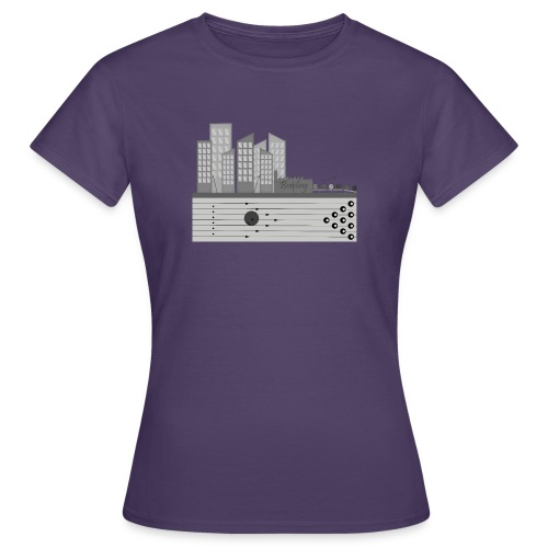 L'usine a Boule - T-shirt Femme