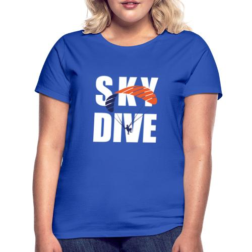 SkyDive - Frauen T-Shirt